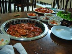 Korean Food Galore