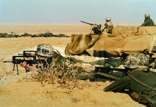 The First Persian Gulf War- Operation Desert Storm timeline ...