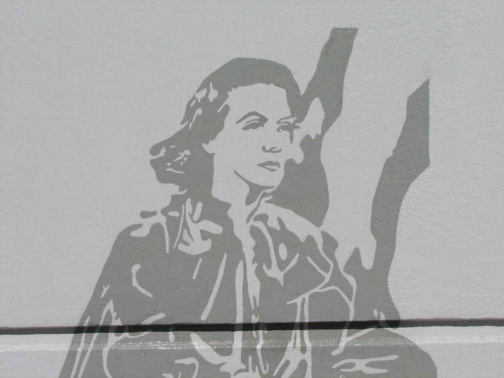 Varsity Theatre mural