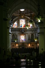 main cathedral inside