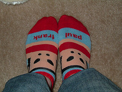 Fun Monkey Socks!