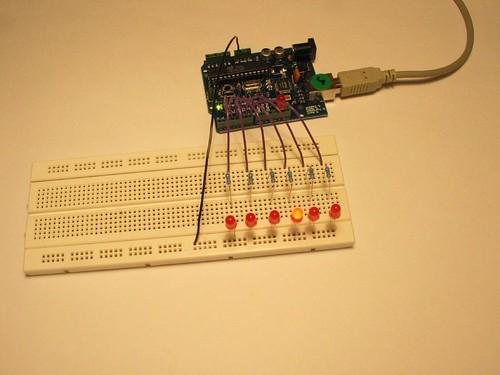 Arduino Knightrider