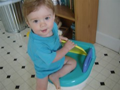 POTTY CHAIR & LASAGNA (NOT AT THE SAME TIME) 010.JPG...