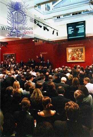 Rubens auction