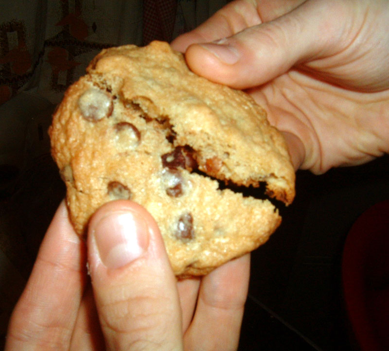 c is for cookie: killer chocolate chip cookies