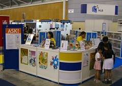 Asian Children's Festival 2005 - NLB Booth