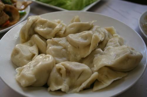 神田「味坊」で中国北方菜の宴会 01