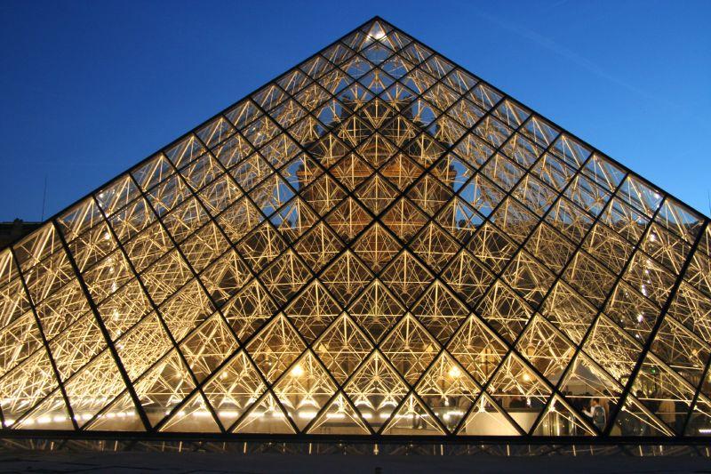 Perlimpinpim - Pyramide du louvre 666 ...