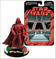 Darth Vader Holiday Edition