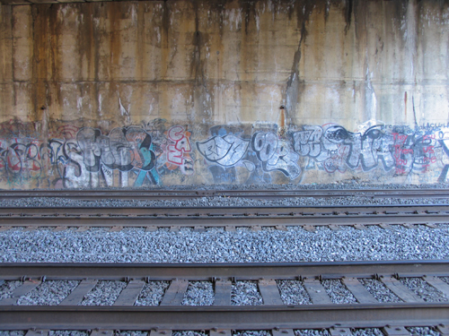 DC TRACKS (WALL OF FAME)