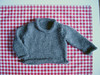 Mini Machine Knit Sweater