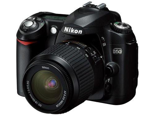 Nikon D-50