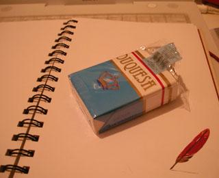 Chocolate Sticks 煙仔朱古力 $4/pack