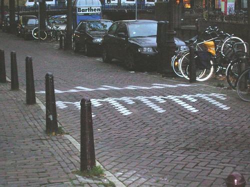Canal Zone Crosswalk