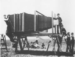 cámara gigante
