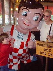 Gam & O with the Big Boy!