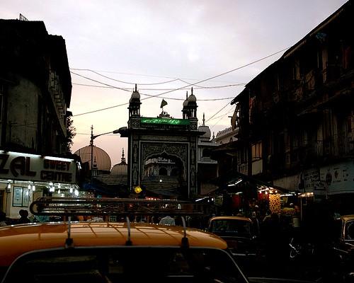 Mahim Dargah, Bombay India