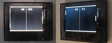 buro vormkrijgers pong clock