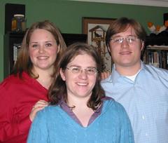 Laura, Brian & Laura