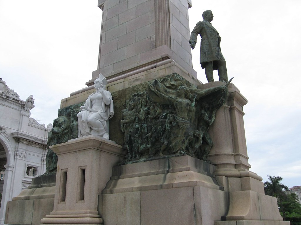 Monument To Jose Marti - Cuba's National Hero