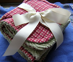 Anne Baby Blanket