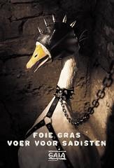 Foie gras - voer voor sadisten (Gaia)