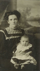 Ruth and Ted circa 1908