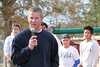 Favre Thanks Volunteers