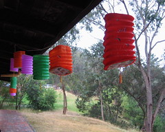 birthday lanterns
