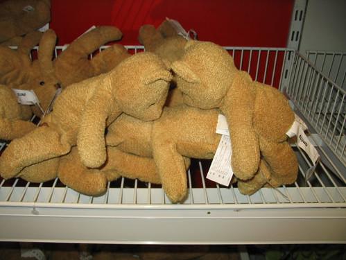 Teddy Gang Bang