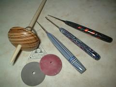 Phreadde's hooks etc