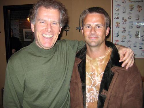 Ron Foreman and Ken Foreman