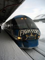 Niseko - Sapporo Ski Express