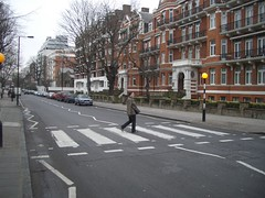 El pas de zebra d'Abbey Road