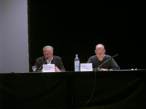 nouguez - rechts: critchley