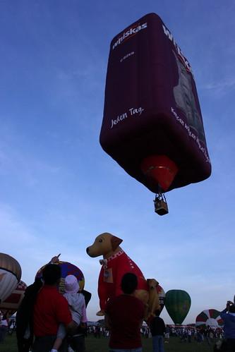 10th Balloon Fiesta (Feb. 12, 2006) - 39