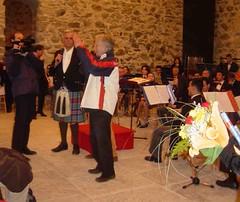 Gord & Morgan & orchestra