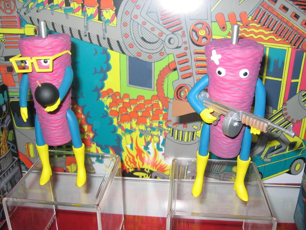Vinyl Pulse Toy Fair Strangeco