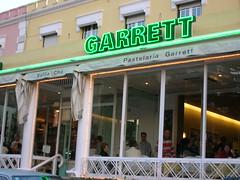 PASTELARIA Garret
