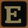 KEYWORD letter E