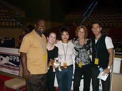 Sarah, Mark Duper and Friends