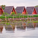 Taman Wisata Alam (TWA) Angke Kapuk unique tents