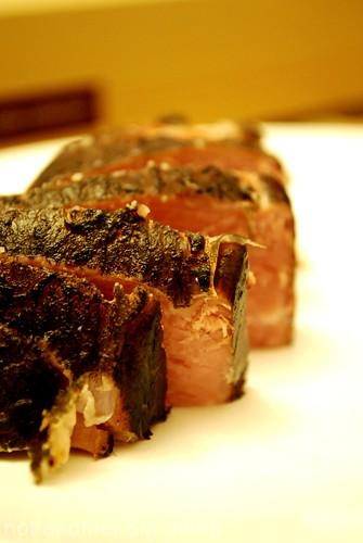 Bavarian black ham 3