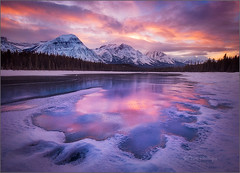 Jasper Sunset photo by Chip Phillips