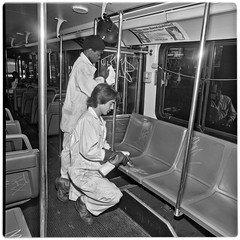 SCRTD - Kids Clean Graffiti RTD_1775_13 photo by Metro Transportation Library and Archive