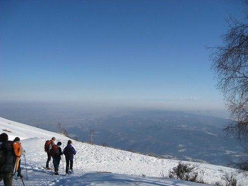 Vista sul Biellese