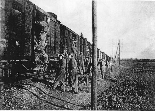 11 Cuirassiers- 1945- Après les Charentes retour vers l'Alsace - Col. Gérard Galland