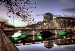 O'Donovan Rossa Bridge, Dublin photo by Mick H 51