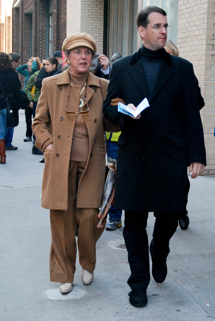 Camel Coat, West Chelsea