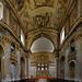Navata centrale, Basilica di San Paolo Maggiore, Napoli (I)